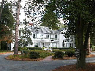 The Weymouth Center in Southern Pines, NC